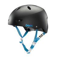 Шлем для водных видов спорта Bern женский Brighton H2O Matte Blk S18, фото 1