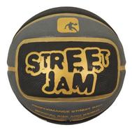 Мяч баскетбольный - AND1 STREET JAM BLACK/GREY/GOLD, фото 1