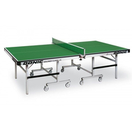 Профессиональный теннисный стол для помещений DONIC WALDNER CLASSIC 25 зеленый, фото 1