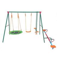 Детский уличный многофункциональный комплекс DFC MSW-01, фото 1