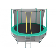 Каркасный батут до 150 кг -  HASTTINGS CLASSIC GREEN 10FT, фото 1
