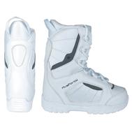 Ботинки сноубордические женские 540 Snowboards SUPREME WHITE, фото 1