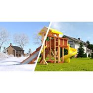 Детская игровая площадка САВУШКА 4 СЕЗОНА-9, фото 1