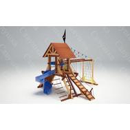 Детская игровая площадка САВУШКА LUX-13, фото 1
