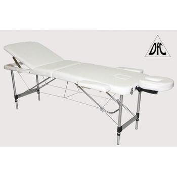 Массажный стол DFC RELAX COMPACT белый/черный, фото 1